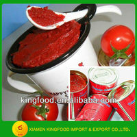 Bulk Buy Chinese canned tomato paste in sauce