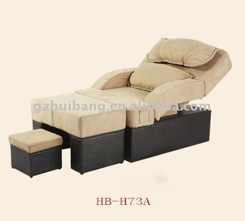 footbath massage sofa chair with competitive price HB-H73A