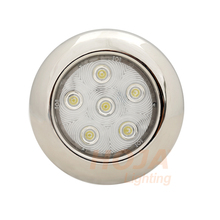 4 inch LED Puck Light led dome light use in boat and rv