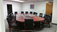Classic Luxury conference room table specifications high end office furniture design (FOH-C6028)