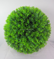Plastic Artificial boxwood ball for home decoration
