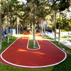 good permeability asphalt base athletic tracks