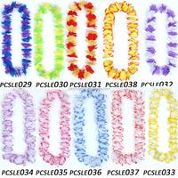 Hawaiian Leis & Bracelets Jumbo Silk Flower Party Favor Wedding/Party Supplies
