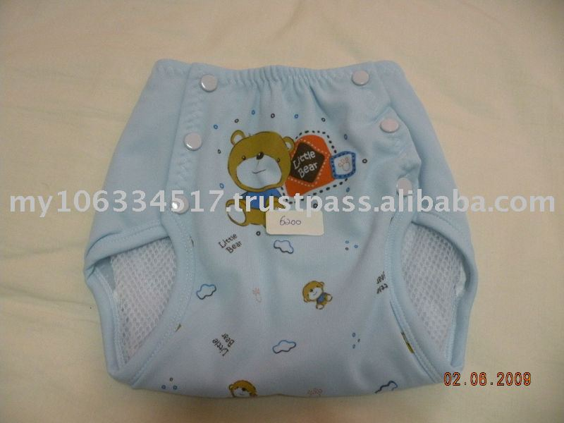Cloth Baby Diaper