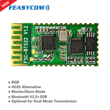 BQB Improved HC05 wireless bluetooth module serial port transceiver module for computer accessory and printer