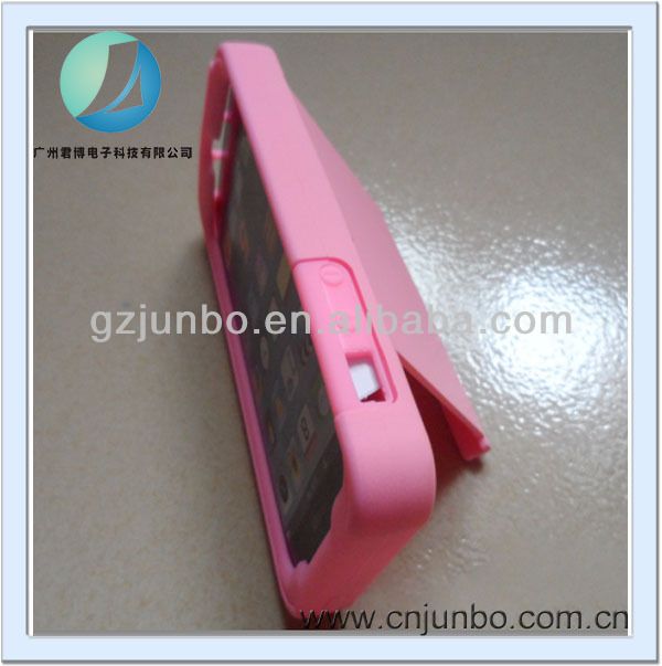 Silicon Card Holder Case for Iphne 5