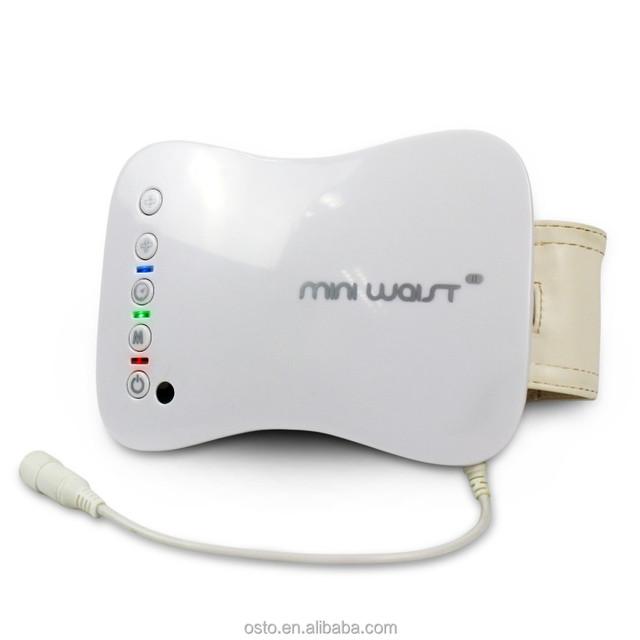 NEW HOT ! PP white slim belt/Vibrating fat burning belt/Weight reducing massage belt