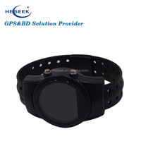 GPS 3G watch/bracelet tracker for offender with cut off alarm