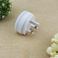 Dual USB Output Charger Socket Light Controlled LED Night Light