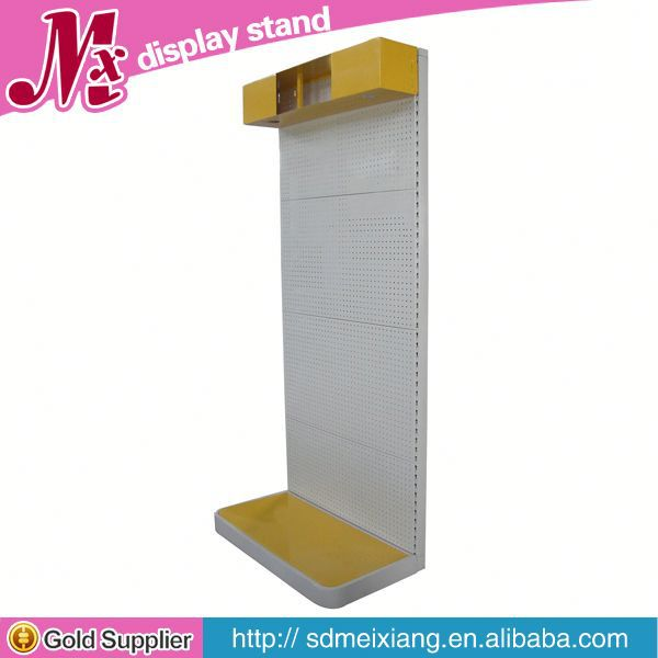 cosmetic Metal display, MX9961 wall mount nail polish display stand