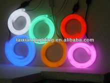 Factory price rings neon light 80leds/m, 4.8w