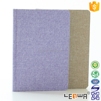 Plain Fabric Cover Executive Notebook Wholesale