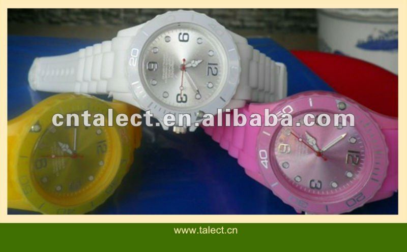 promotional gitfs/silicone slap watch/PAPA watch