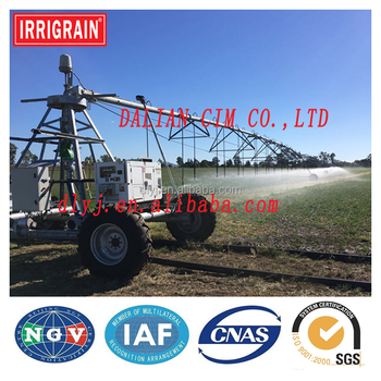 Linear Move Irrigation System