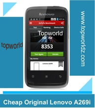 Cheapest Original Lenovo A269 Smartphone 3.5inch TFT Screen MTK6572W Dual Core Android 2.3 WIFI WCDMA Phone