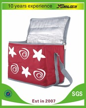 420D polyester promotion and disposable cooler bag