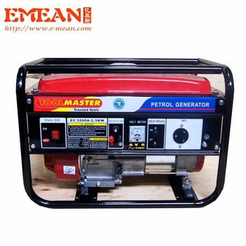 Small gasoline generator 8.5 kW generator 8.5 kW farm household convenience for sale