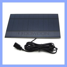 Latest Solar Panel Price for 5W Solar Penel Charger