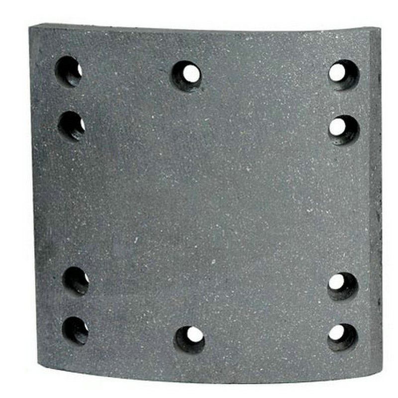 yantai brake lining for truck with non asbestos