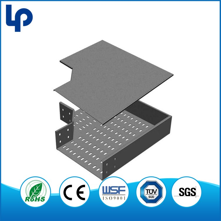 Galvanized Steel Ladder Cable Tray Support System