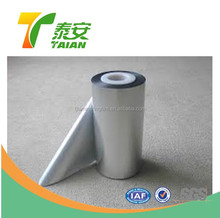 High Glossy and Mirror Effect PET Thermal Metalized Lamination Film Rolls for Printing and Packing
