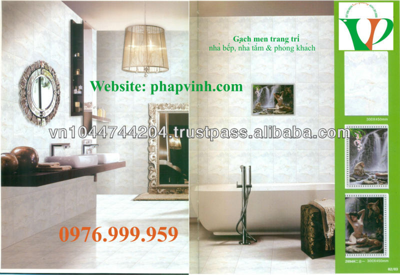 Viet Nam natural ceramic different types of cheap artificial marble floor tiles