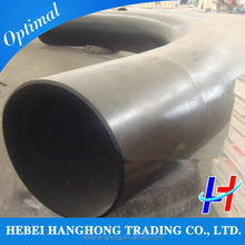 3d 5d bend carbon steel pipe fitting hot formed bend