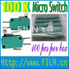 zing 5a waterproof types of microswitch with wire