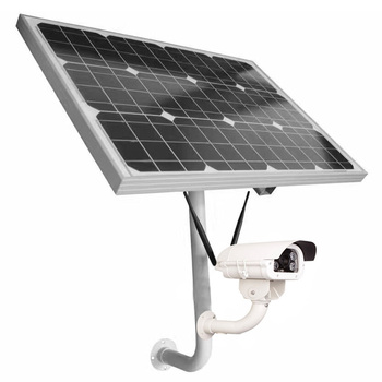 3G 4G Wireless GSM Alarm 1080P Outdoor IP Solar Power Camera