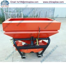 Farm fertilizer spreader salt spreaders for tractors