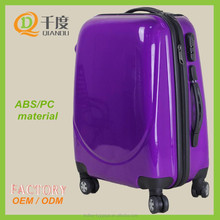 3 pcs custom design ABS PC material trolley travle luggage