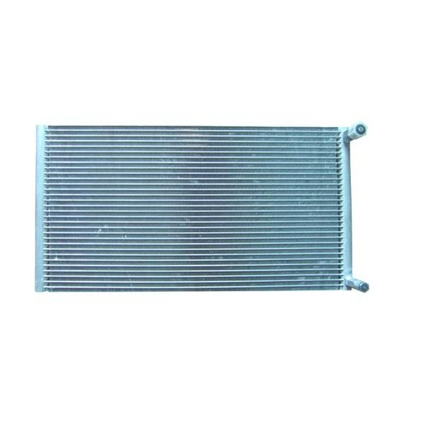 auto air to water microchannel heat exchanger for car air conditioning