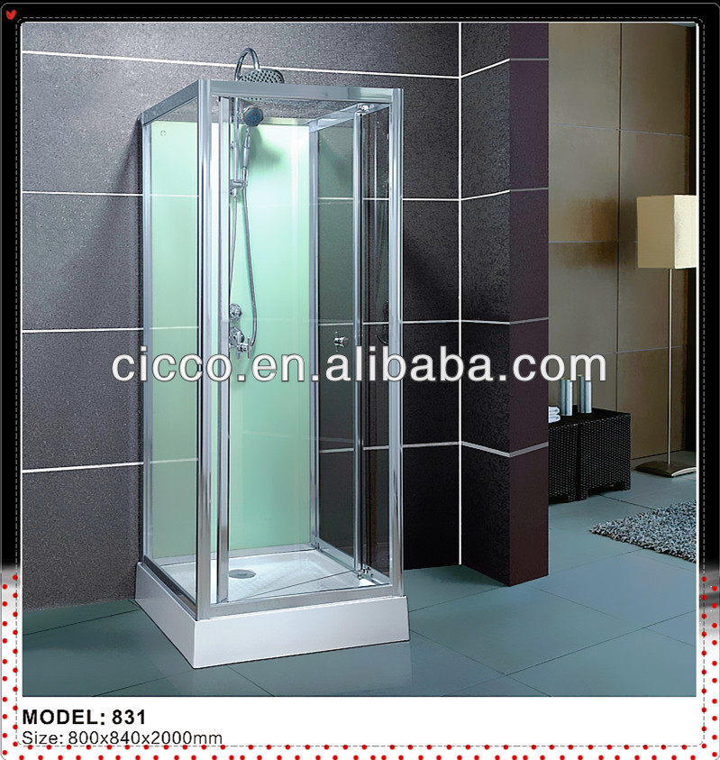New Style !!Exposed Thermostatic Faucet Shower Room