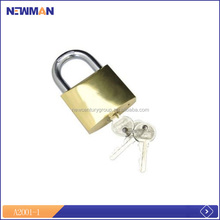 50mm full container delivered lock universal key