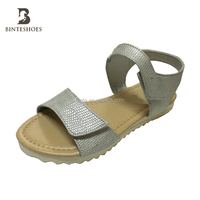 Outdoor fashion stylish cheap sandals shoes women 2017 China manufacturer wholesale