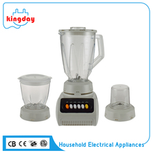 2017 R&D low cost high quality 3 in 1 convenient operating admirable mixer and meat grinder blender chopper