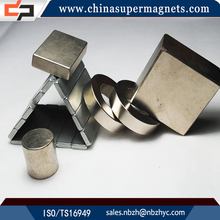 Professional Customized Industrial n52 rare earth NdFeB magnet