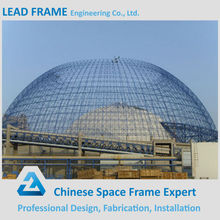 Malaysia Space Truss Net Structure Coal Warehouse