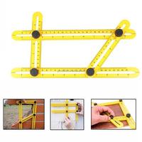 High quality Professional Multi-Angle Ruler angle measure angle-izer template tool