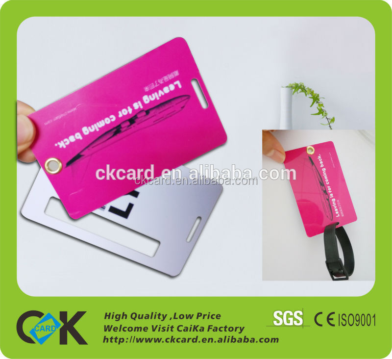 novelty soft pvc luggage tag with a favourable price