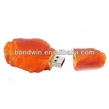 fried chicken leg usb flash drive