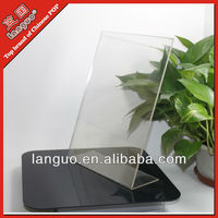 high transparency strong magnet L shape acrylic place card holders,thick clear a4 acrylic sign holder