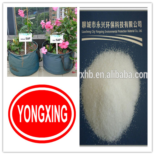China Factory Price Super Absorbent Polymer For Agriculture