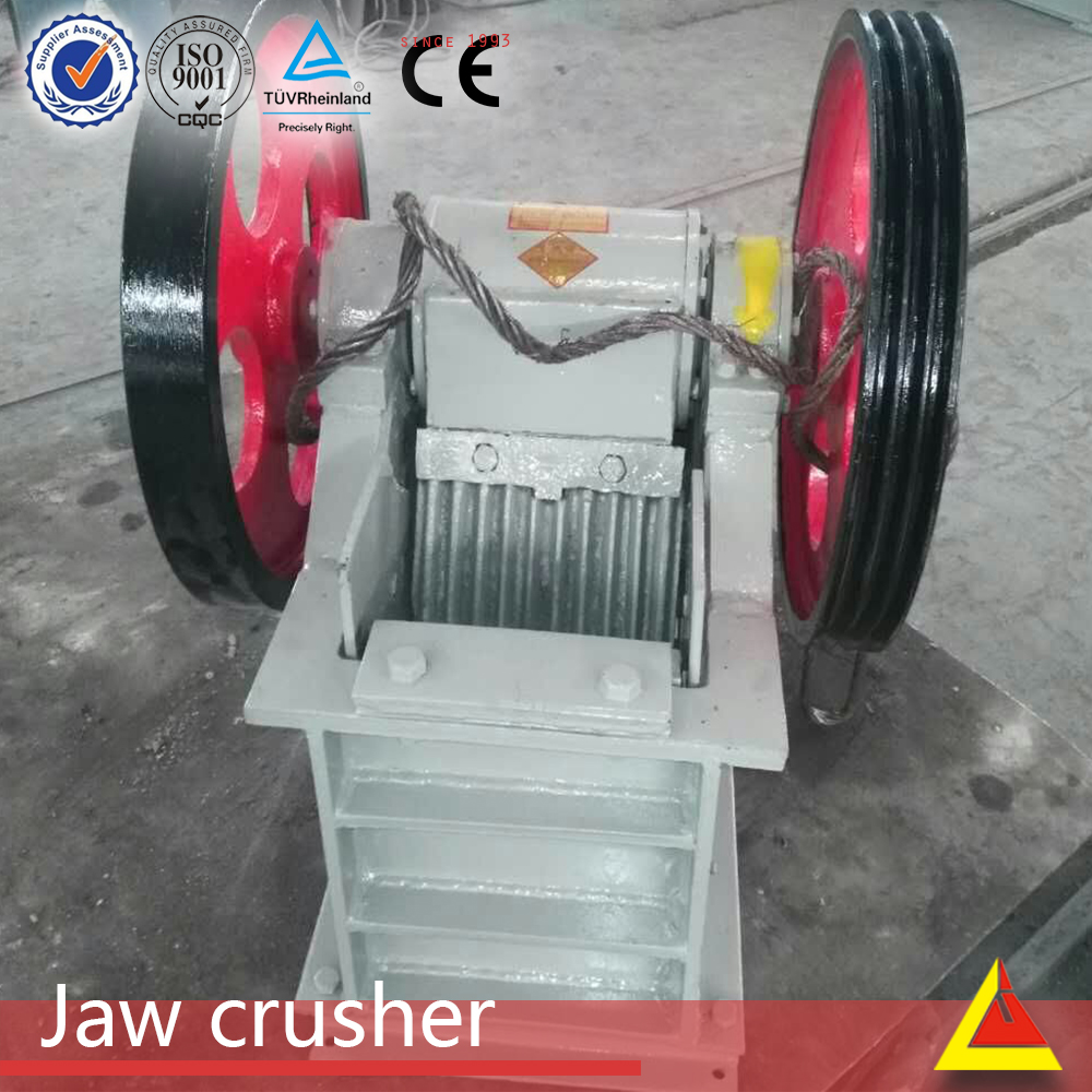 Mini Hydro Power Portable Stone Crushers Small Jaw Crusher