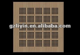 MDF sound absorption tablet