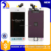 Hot Sale order wholesale alibaba china supplier lcd for iphone 5 paypal display screen replacement