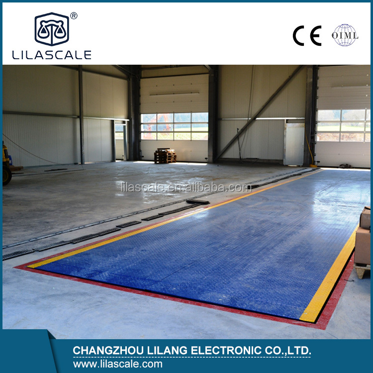 3*18m 60 ton Weighbridge with Keli /Zemic loadcell Truck Scale