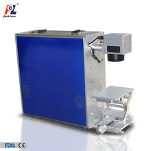 high speed metal material laser etching system