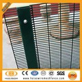 Hot dipped galvanized or pvc coated high density mesh fence