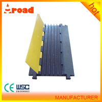 pvc thicken cover rubber base cable ramp sale
